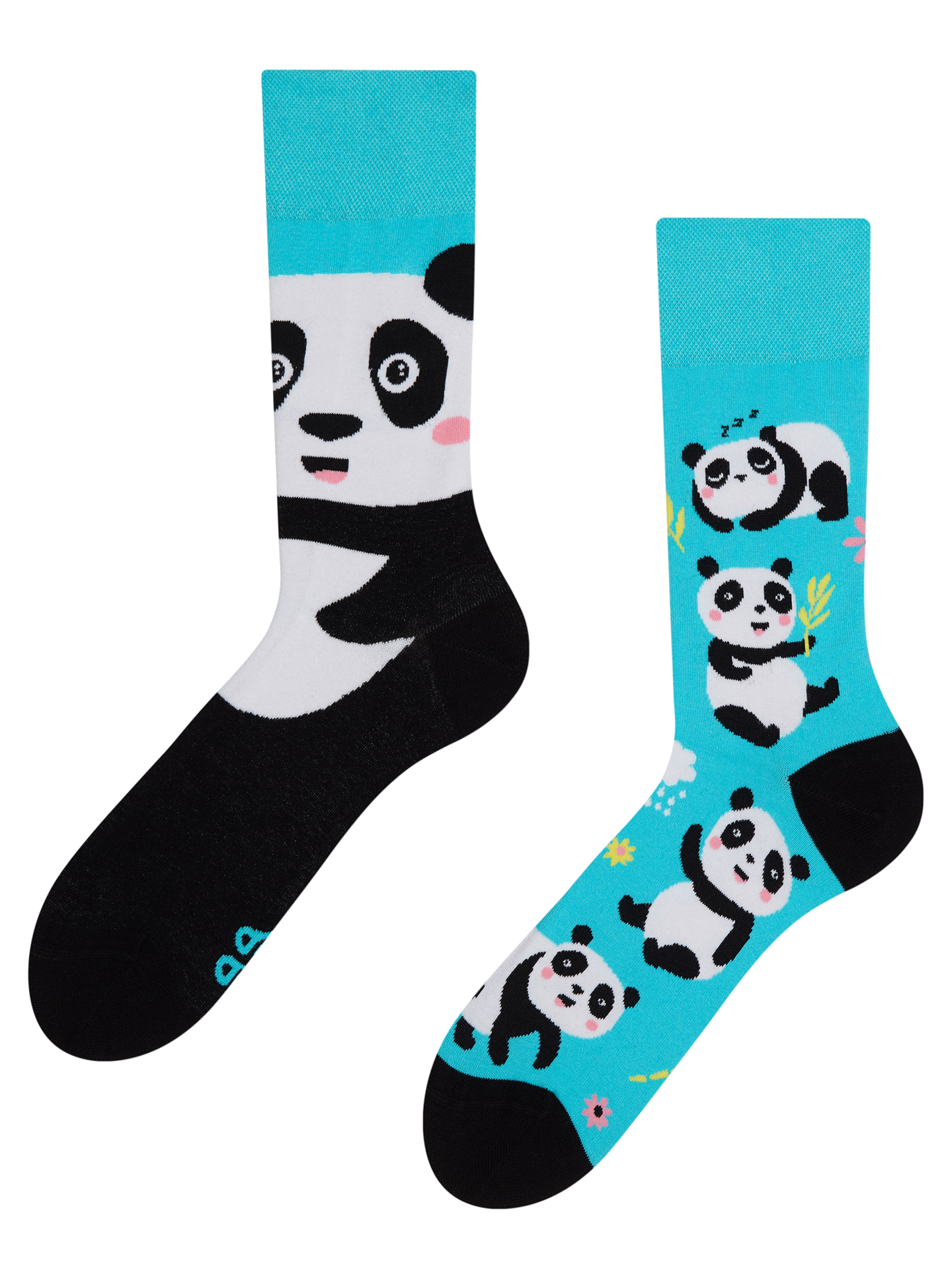 Výjimečný dárek od Dedoles Veselé ponožky Panda