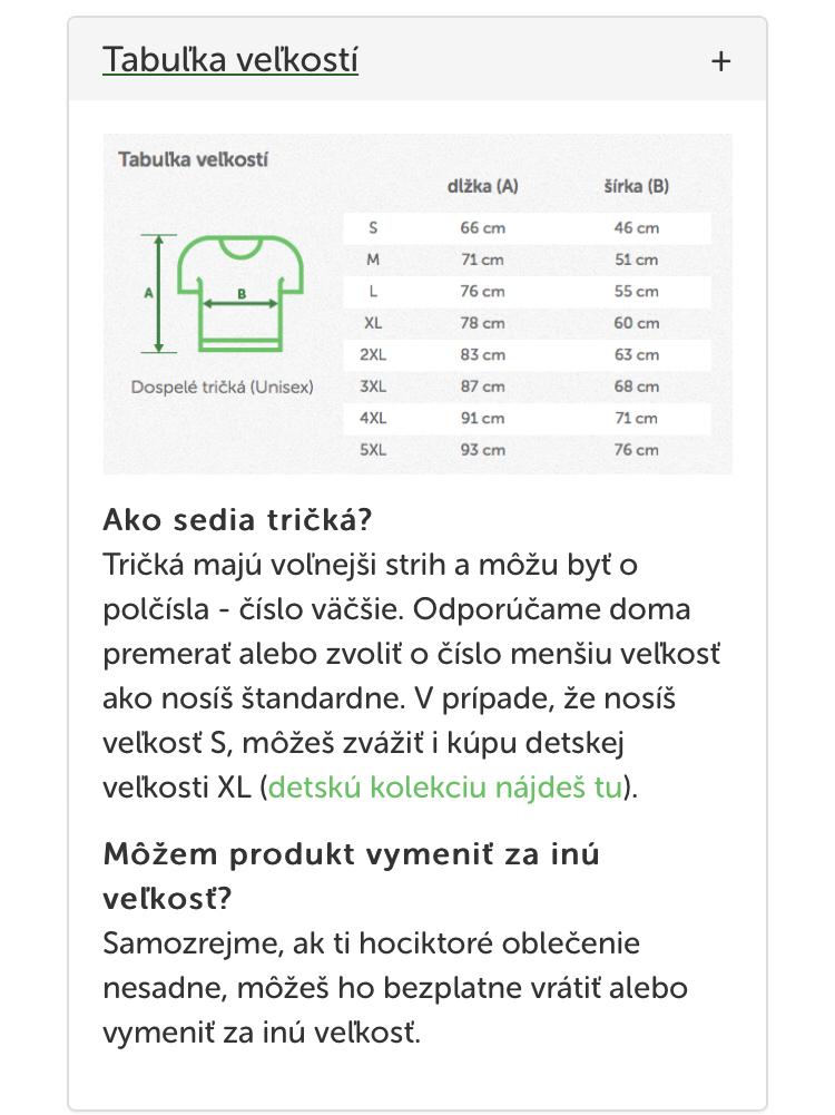 57d47a2443d34 Môžem produkt vymeniť za inú veľkosť?
