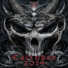 Kalendář 2019 Motivy z temnoty