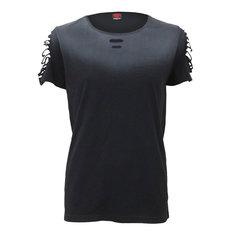 Tričko s roztrhaným rukávom Basic