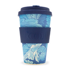 Bambus Ecoffee Cup Acanthus William Morris