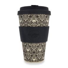Bambusz ecoffee cup Koponyák