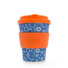 Bambusový ecoffee cup Noční květy
