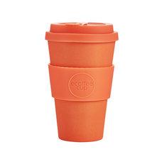 Bambus Ecoffee Cup orange