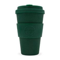 Bambusový ecoffee cup zelený