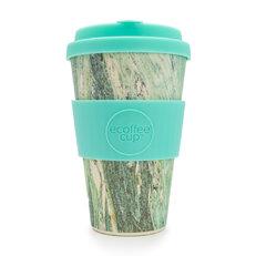 Bambus Ecoffee Cup Grüner Marmor