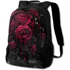 Ruksak s motívom Krvavé ruže