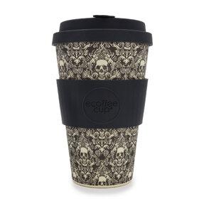 Bambusový ecoffee cup 2.0 Lebky
