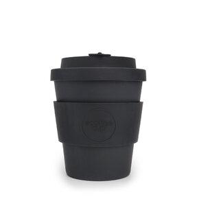 Mini bambusový ecoffee cup 2.0 čierny