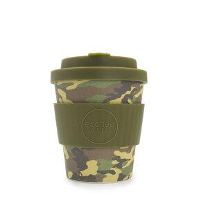 Mini bambusový ecoffee cup 2.0 Maskáč