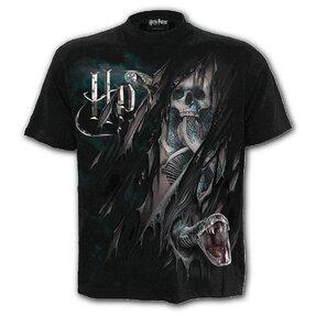 Tričko s krátkym rukávom Harry Potter Logo