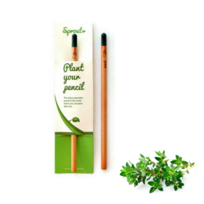 Plant Your Pencil – Thyme