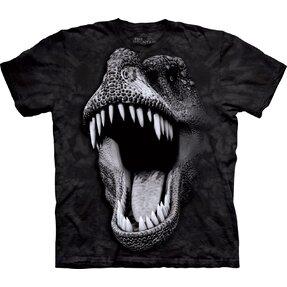 Tričko T-Rex (svietiace) - detské