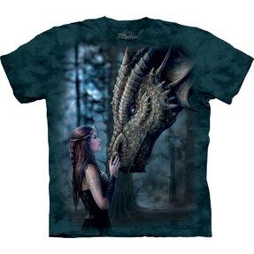 Tričko Dračí paní