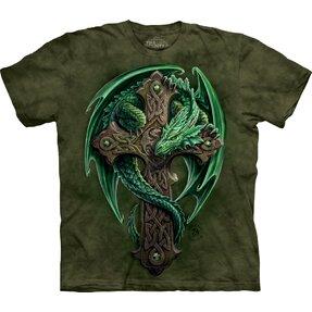 Tričko Zelený drak