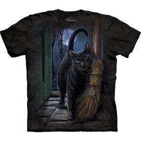 Tričko přítulná kočka