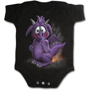 Bodysuits Violet Dragon