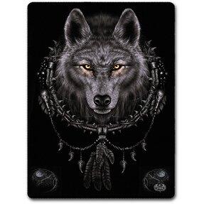 Decke Blick des Wolfes