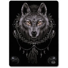 Blanket Wolf's Gaze