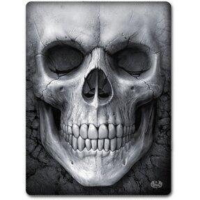 Blanket Scary Skull
