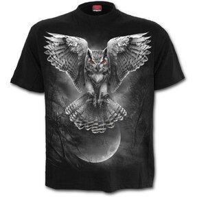 T-Shirt Owl's Wings