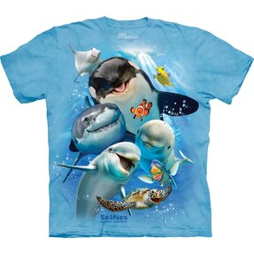 Tričko Morské spoločenstvo - detské