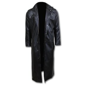 Men's Coat with Design Angry Panther