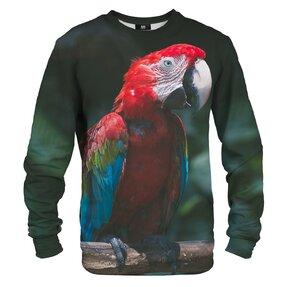 Sweatshirt Parrot Ara