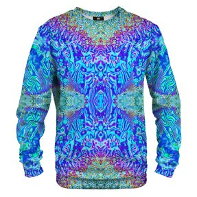 Sweatshirt Turquoise