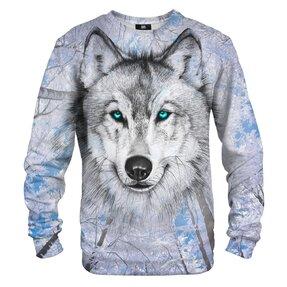 Mikina bez kapucne Vlk