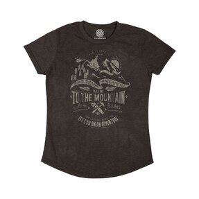 Ladies' Tri-blend T-shirt Adventure