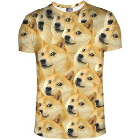 Rövidujjú póló Doge Shiba inu