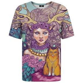 T-Shirt mit kurzen Ärmeln Muse