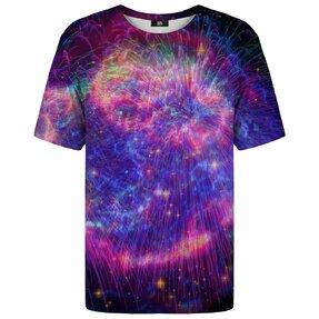 T-Shirt mit kurzen Ärmeln Feuerwerk