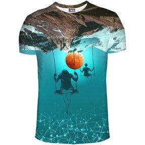 T-Shirt mit kurzen Ärmeln Perspektive