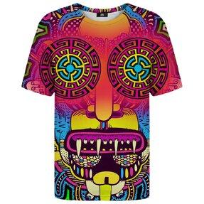 Tričko s krátkym rukávom Totem