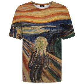 T-Shirt Kurzarm Aufschrei