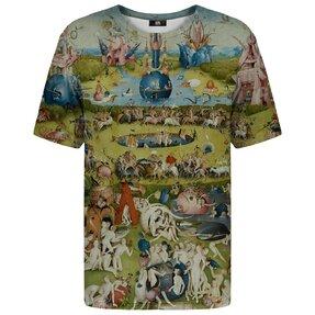 Tričko s krátkym rukávom Záhrada pôžitku