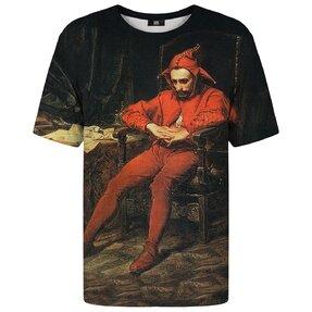 Tričko s krátkym rukávom Zamyslený klaun