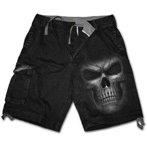 Pánské kalhoty - krátké s motivem Temný pán
