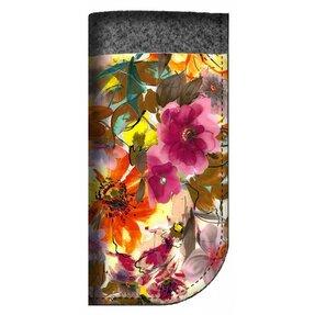 Glasses Case - Flower Garden