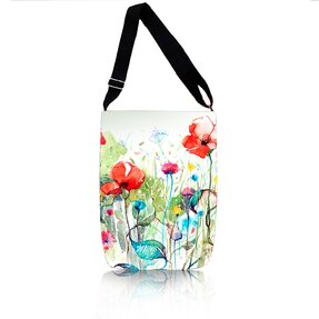 Easy Cross Shoulder Bag - Spring Meadow