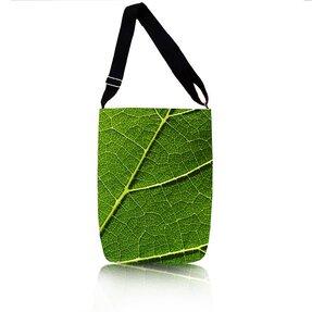 Kabelka přes rameno Easy - Zelený list