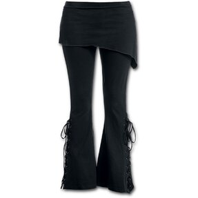 Ladies' Trousers 2in1 Black