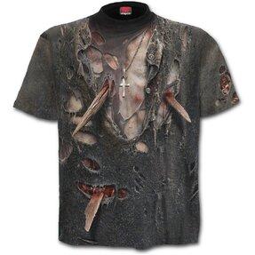 Tričko s motívom Zombie telo