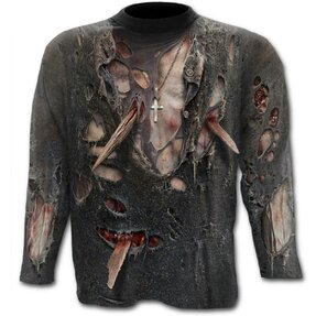 Long Sleeve with design Zombie Body