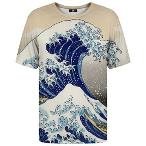 T-Shirt mit kurzen Ärmeln Stürmische See