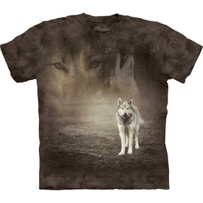 Tričko s krátkym rukávom Život vlka