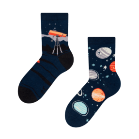 Good Mood Kids Socks Cosmos