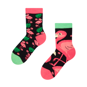 Good Mood Kids Socks Flamingo